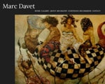 Marc Davet Artist painter
